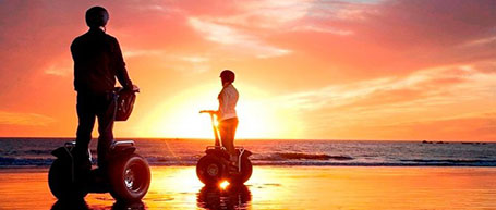 Segway Eco Tour in Dominican Republic